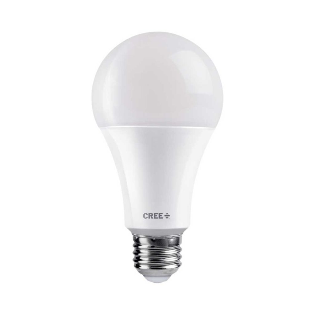 Cree 100W Equivalent A21 - brightest climate-friendly LED light bulb