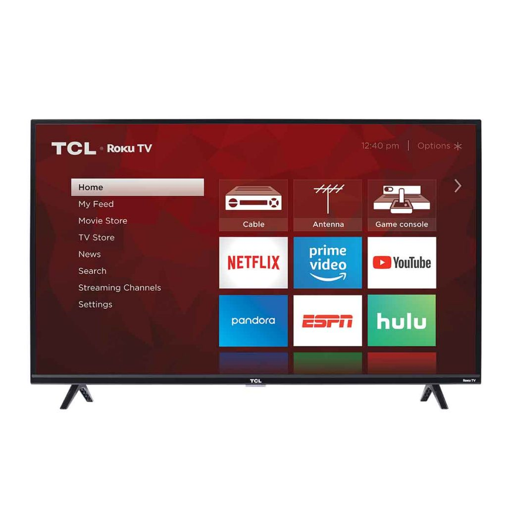 TCL 3-Series - Eco+ TV