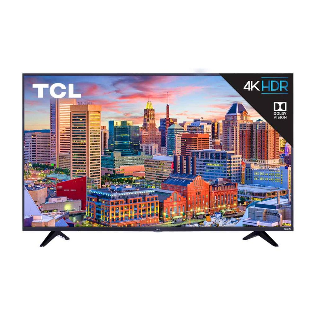TCL 5-Series - most climate-friendly TV for most people